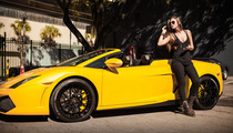 Justin Bieber's Lamborghini -- Sluttiest Car in the Southeast... Everyone Wants a Ride