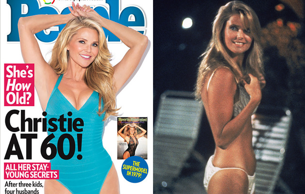 Christie Brinkley Flaunts Amazing Swimsuit Physique at 60!
