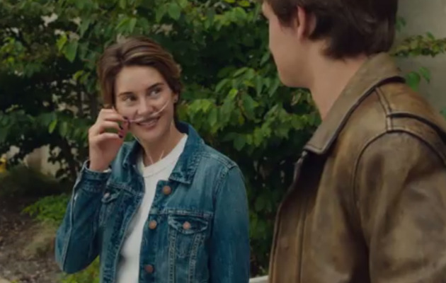"Check Out The New Trailer for ""The Fault in Our Stars"""