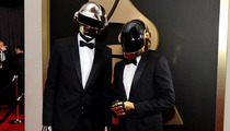 Daft Punk -- Helmet Heads Finally Exposed