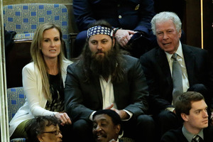 'Duck Dynasty' Stars -- Inside the State of the Union Photos