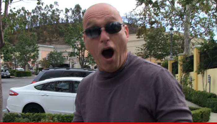 Howie Mandel -- Accused of Trashing Moroccan Tiles ... Now ...