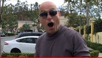 Howie Mandel -- Accused of Trashing Moroccan Tiles ... Now Deal with This Lawsuit