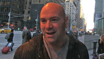 Dana White -- Brock Lesnar Wants to Fight in the UFC Again