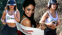 Vanessa Hudgens -- My Disney Image Has Gone to Pot