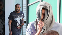 Kanye West -- D.A. Declines Prosecution of Bev Hills Beating Case