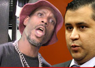 DMX -- I'll Piss on George Zimmerman's