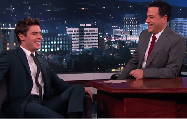 "Zac Efron Lost ""10 to 12 Pounds"" After Breaking His Jaw!"