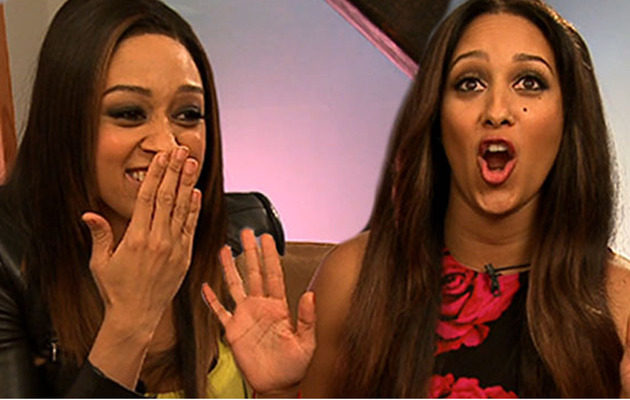 Video: TGIF Trivia & '90s Crushes with Tia & Tamera Mowry!