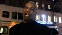 Charles Oakley -- My Knicks Would 'Probably' Beat LeBron's Heat