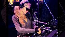 Paris Hilton Wins $50,000 on Blackjack ... AFTER $100,000 DJ Gig