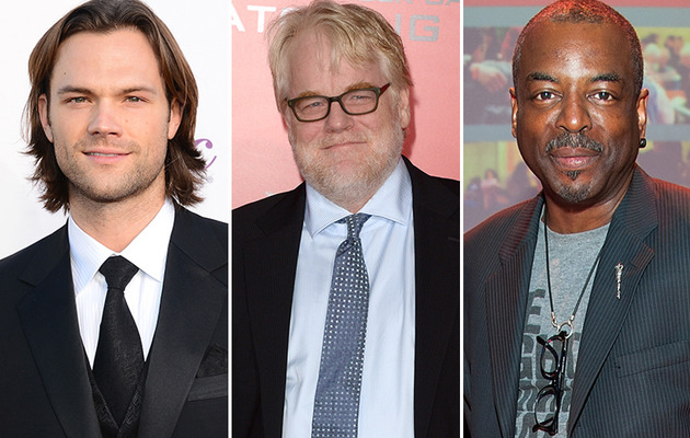 Jared Padalecki & LeVar Burton Get Backlash for Philip Seymour Hoffman Tweets