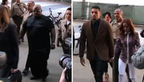 Chris Brown, CeeLo Make Full Court Press