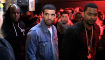 Drake -- Suck it Broncos ... I Got Into Nightclub and You Didn't!