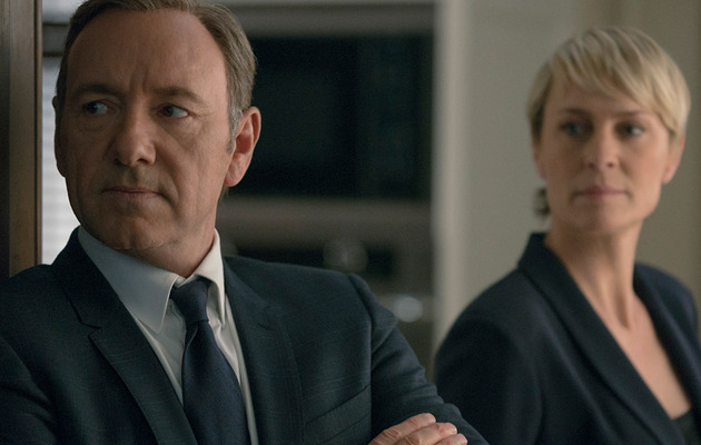 """House of Cards"" Picked Up For Season 3 by Netflix!"