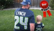TMZ's Seahawks vs. Broncos Fan Photo Contest -- WINNER!