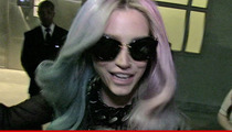 Ke$ha -- Touring Can Wait ... I Have To Finish Rehab First