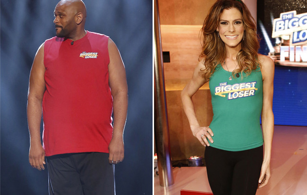 "Ruben Studdard Defends ""Biggest Loser"" Winner Rachel Frederickson"