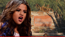 Selena Gomez -- BAILED On Rehab