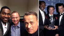 "Tom Hanks Reunites With ""Forrest Gump"" Costars!"