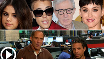 TMZ Live: Selena Gomez -- Pushed to Rehab Over Justin Bieber