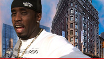 Horrified Hotel Apologizes to Diddy For Blasting Him as Cheapskate