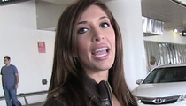 Farrah Abraham -- BUSTED Over Sex Tape!