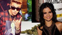 Justin Bieber to Selena Gomez -- It's Not My Fault You Drink Like a Fish