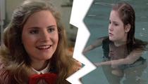 Jennifer Jason Leigh -- Her Classic Role Haunts TMZ