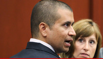 George Zimmerman -- Fight Back On ... But Without DMX -- Claims New Promoter