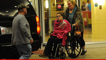 Honey Boo Boo Crash -- Pumpkin Rushed Back to Hospital