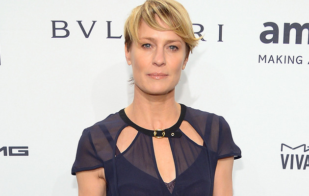 Robin Wright on Aging in Hollywood: I Use Botox!