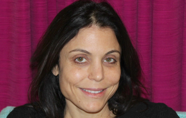 Bethenny Frankel Goes Without Makeup -- See the Pic!
