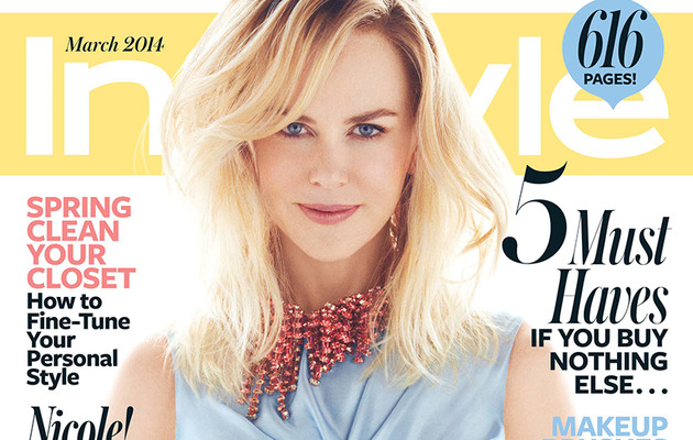 "Nicole Kidman Talks Keith Urban Romance: ""He Leaves Me Love Letters"""