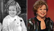 Shirley Temple Dead at 85 -- Hollywood Reacts