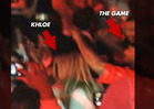 Khloe Kardashian -- Back in the Club ... TWERKI