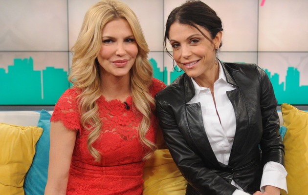 "Brandi Glanville on Feud With Lisa Vanderpump & Which ""Housewives"" Star Scares Her!"