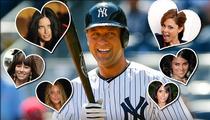 Derek Jeter -- I'll Never Retire From Nailing Hot Chicks