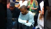 Kanye West -- SOOOO ANGRY... At High School Basketball Game