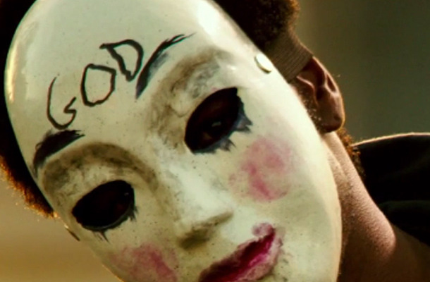 "Release the Beast ... Again! Watch First Trailer for ""The Purge: Anarchy"""