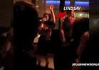 Lindsay Lohan On the Edge of Incredible -- She CRUSHES Stevie Nicks Live [VIDEO]