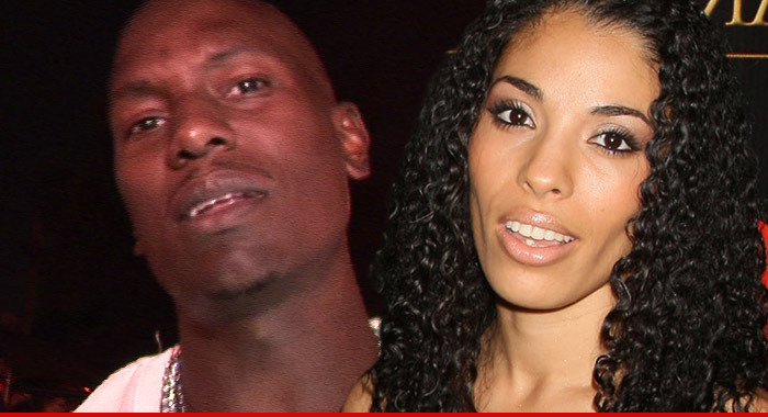 Tyrese -- I Want My Ex...