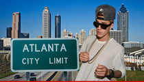 Justin Bieber -- I Wanna Move to Atlanta Now ... It's Hip Hop Heaven