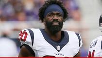 Ed Reed -- Burglar Jacks $50,000 In Cash from NFL Star's Car [Update]