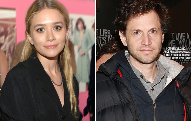 Ashley Olsen Reportedly Dating Older Man Too -- Who Is He?