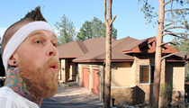 Chris 'Birdman' Andersen -- Flying the Coop ... Unloads House from Child Porn Raid