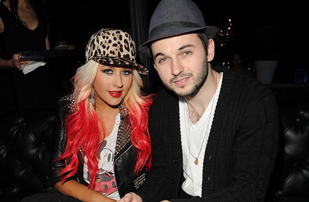 Christina Aguilera Engaged to Matt Rutler -- See Her Giant Ring!