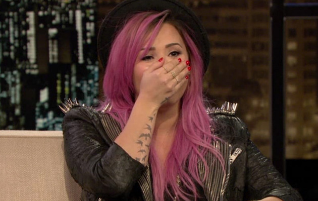 Video: Demi Lovato Gets Uncomfortable Talking About The Jonas Brothers