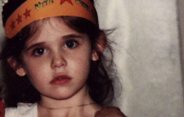 Flashback Friday: See Sarah Michelle Gellar As a Super Cute Kid!