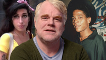 Philip Seymour Hoffman -- Accused Heroin Dealer Connected To Other Celebs Who OD'd